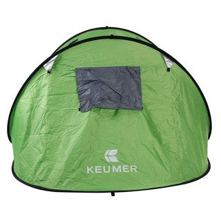 Outdoor Waterproof UV-proof 3-4 People Auto Camping Tent Green GJ031A