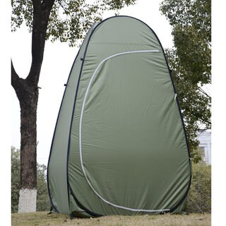 AUTO SY A07 Multi-functional Waterproof Outdoor Camping Tent for Bathing Dressing Army Green