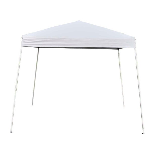 Portable Home Use Waterproof Folding Tent White (2.5 x 2.5 m)