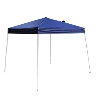 2.5 x 2.5m Portable Home Use Waterproof Folding Tent Blue