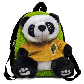 Best Buddy Rugged Panda Bear Toddler Backpack