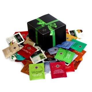 Greenbow Gift Box Assorted Organic Tea Sampler (Case of 54)