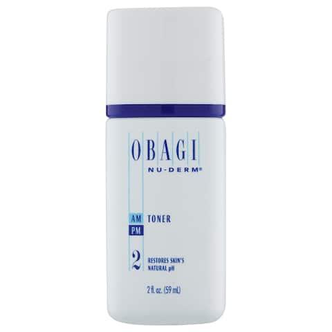 Obagi Nu-Derm 2-ounce Skin Toner - White