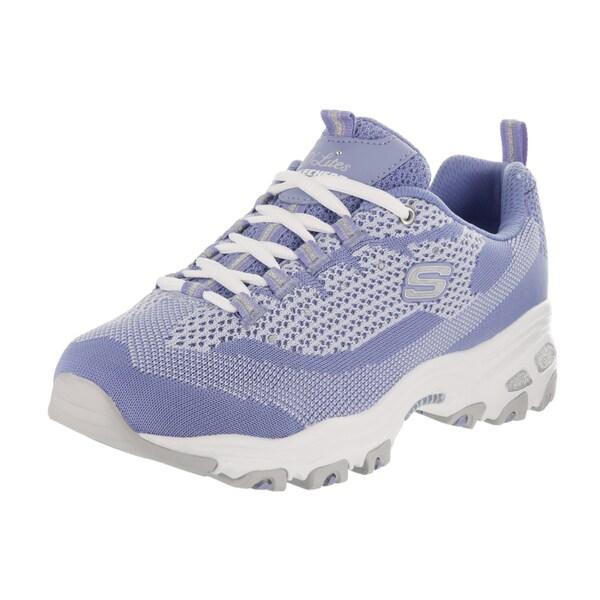 2cfc400a3a Shop Women's Skechers D'Lites Reinvention Sneaker Periwinkle - Free ...
