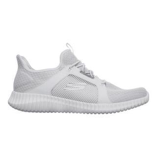 Latest shoes Men Skechers Elite Flex Bungee Lace Shoe White