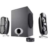 Cyber Acoustics Power Pro CA-3858BT 2.1 Speaker System - 40 W RMS - W