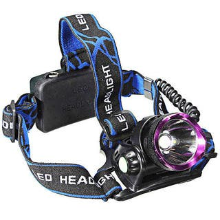 LT-2000LM Purple/ Black 3-mode LED Waterproof Headlamp (Set of 2)|https://ak1.ostkcdn.com/images/products/14817144/P21334512.jpg?impolicy=medium