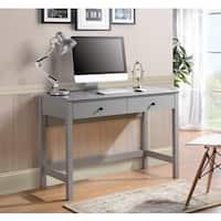 Othello Grey Paint Finish Writing Desk