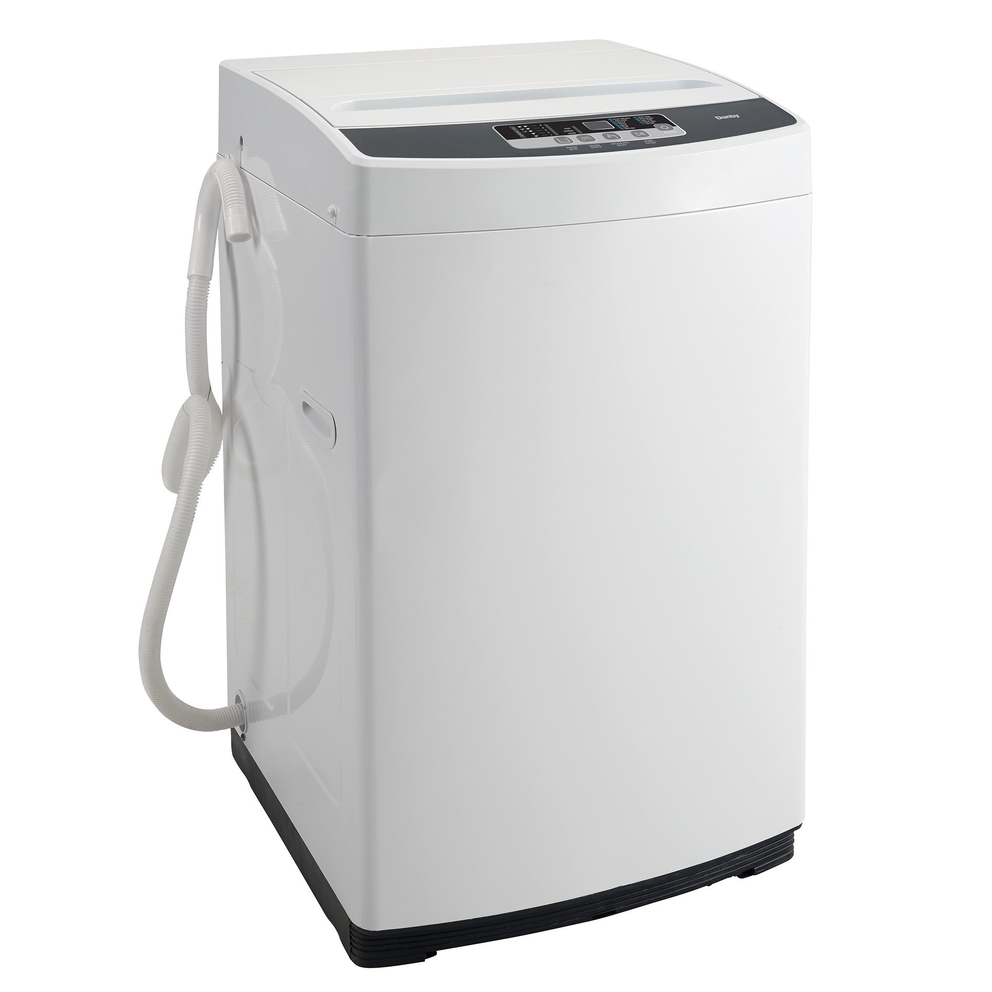 Danby 9.9-pound Washing Machine White (9.9 lb, white)