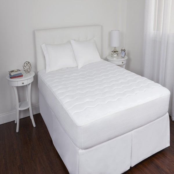 Beautyrest Flexo-Tech Cotton Mattress Pad