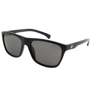 Dragon 506S-001 Black 61 mm Square Sunglasses