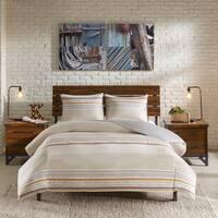 INK+IVY Rowan Multi 3 Piece Cotton Comforter Mini Set