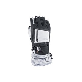 Gordini Men's The Fuse Black/Light Grey Ski Gloves