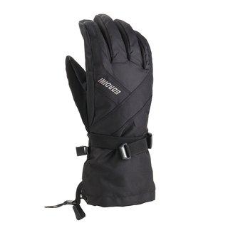 Gordini Men's GTX Versatile Systems Black Large Ski Gloves