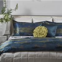 Ann Gish Blue Lagoon 3-Piece Duvet Cover Set