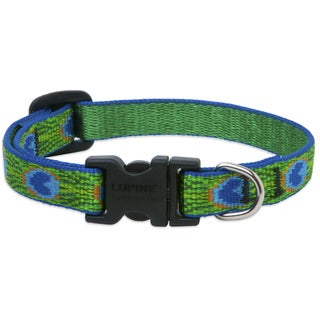 Lupine Collars & Leads Tail Feathers Adjustable Cat Collar