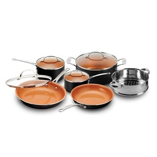 Gotham Steel Non-stick Ti Cerama 10 Piece Set