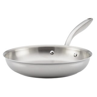 Breville Thermal Pro Clad Stainless Steel 10-inch Fry Pan
