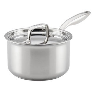 Breville(r) Thermal Pro(tm) Clad Stainless Steel 2-Quart Covered Saucepan