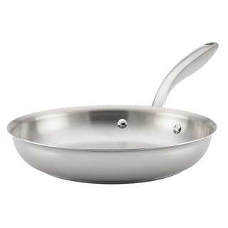 Breville Thermal Pro Clad Stainless Steel 8-inch Fry Pan