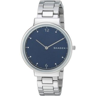 Skagen Women's SKW2606 'Ancher' Crystal Stainless Steel Watch