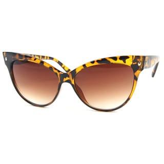 Pop Fashionwear Women's P2042 Retro Vintage-style Cat-eye Frame Sunglasses