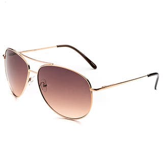 281f946ff5aa ... Women Gold Frame Brown Lens Sunglasses. Quick View