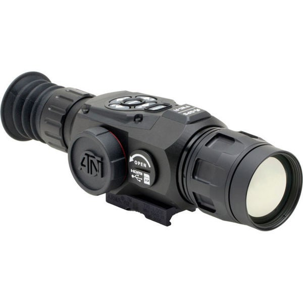 ATN THOR-HD 640 2.5-25x Thermal Riflescope