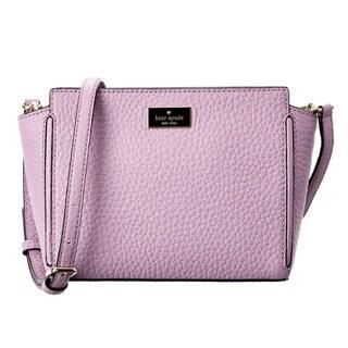 Kate Spade New York Prospect Place Hayden Lilac Petal Crossbody Handbag