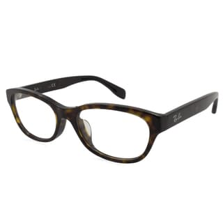 ray ban rx5304d 201255 tortoise 55 mm rectangle reading glasses