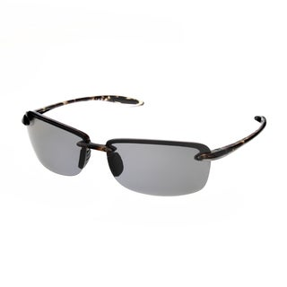 Hot Optix Ultralight Plastic Rimless Unisex Polarized Sunglasses (3 options available)