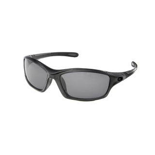 Hot Optix Men's Polarized Sport Wrap Sunglasses