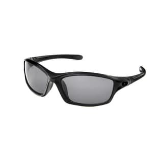 Hot Optix Men's Polarized Sport Wrap Sunglasses