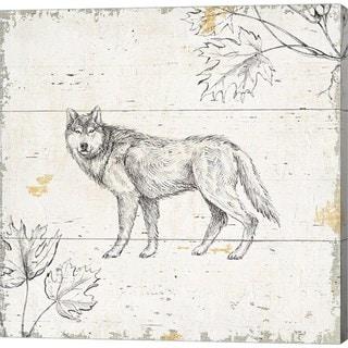 Daphne Brissonnet 'Wild and Beautiful VIII' Canvas Art
