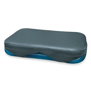 Intex Blue Vinyl Rectangular Pool Cover