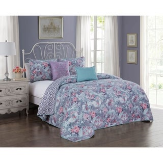 Avondale Manor Bianca 5-piece Quilt Set