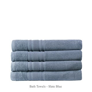 Luxury Hotel Cotton Turkish Towel Collection (Bath Towel Set)
