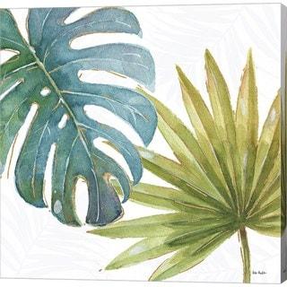 Lisa Audit 'Tropical Blush VIII' Canvas Art