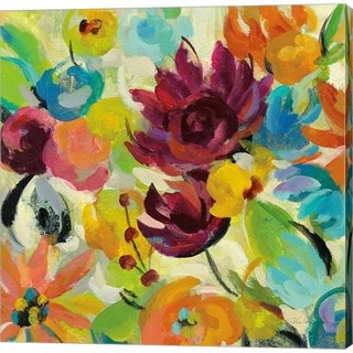 Silvia Vassileva 'Autumn Joy II' Canvas Art