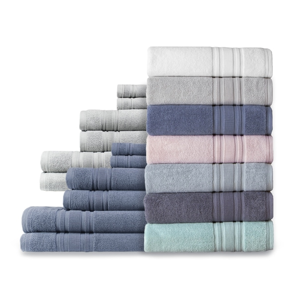 Luxury Hotel Cotton Turkish Towel Collection (Washcloth Set)