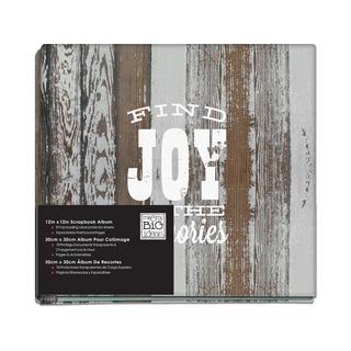 MAMBI Album 12x12 American Sweetheart Find Joy