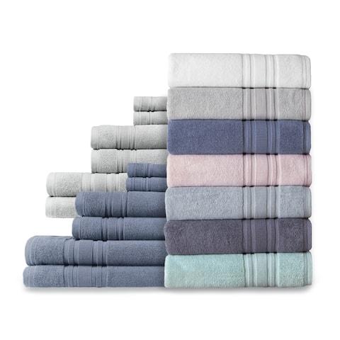 Luxury Hotel Cotton Turkish Towel Collection (Bath Sheet Set)