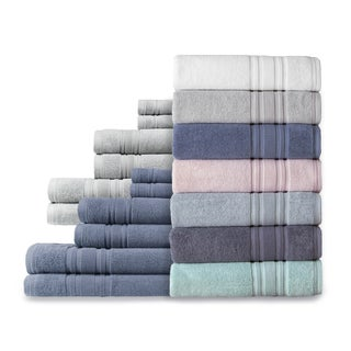 Luxury Hotel Cotton Turkish Towel Collection (Bath Sheet Set)