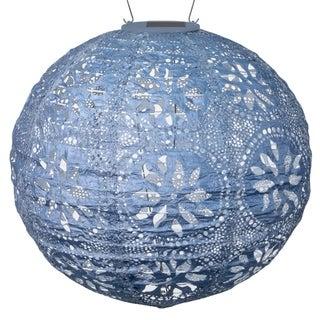 Soji Stella Boho Globe - Metallic Blue
