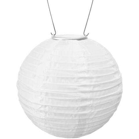 Soji Original Solar Lantern - White w/ Amber