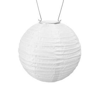 Soji Original Solar Lantern - White w/ White