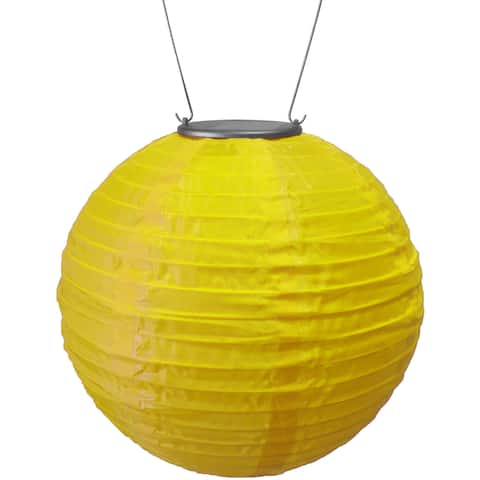 Soji Original Solar Lantern - Yellow