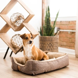 Snoozzy Rustic Elegance Drawer Pet Bed