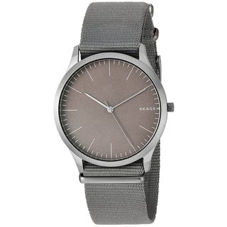 Skagen Men's SKW6366 'Jorn' Grey Nylon Watch