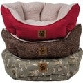 Precision Pet Clamshell Dog Bed